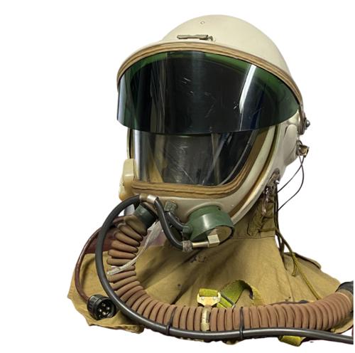 Russian GSH-4MS Altitude Flight Helmet - Rare w/Visor