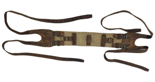 Swiss Armed Forces Horse Belly Belt