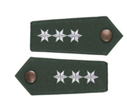 German Police Shoulder Boards