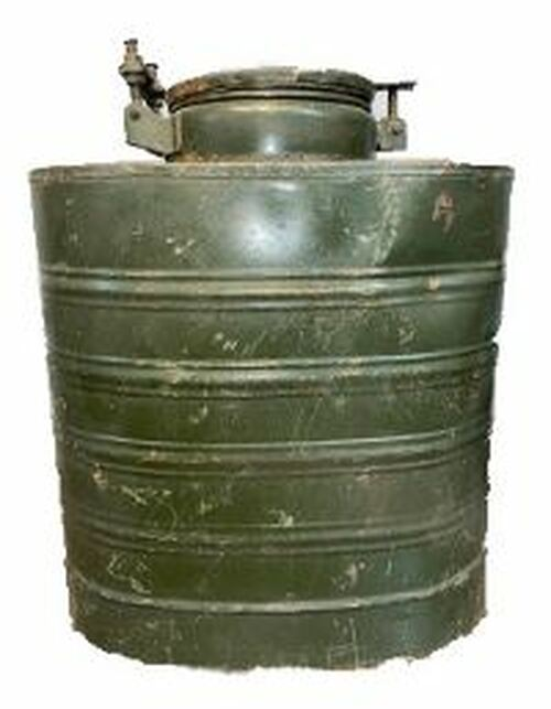 Romanian Armed Forces Food Container