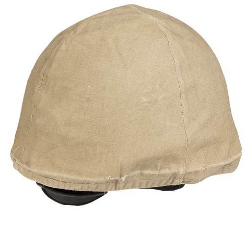 French Armed Forces Sand Helmet Cover