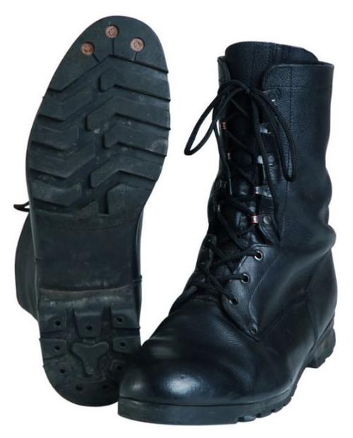 Czech Armed Forces Black M90 Combat Boots