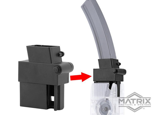 Matrix Magazine Adapter for Odin Innovations Speedloaders (Type: MP5)