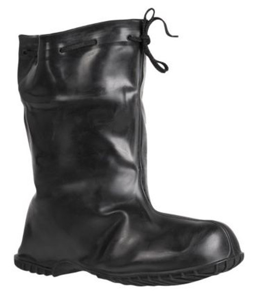 Belgium Armed Forces Black Rubber Overshoes