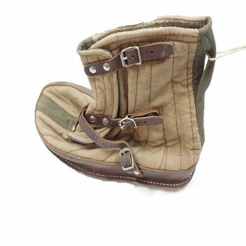 Swedish Armed Forces Old Style Overboots