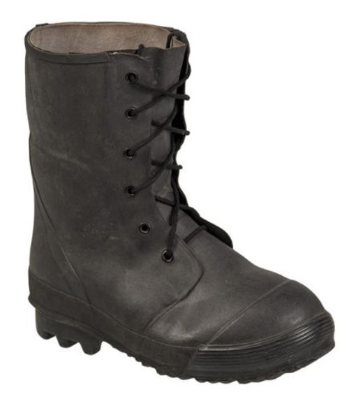 French  Armed Forces Black Rubber Cold Weather Boots