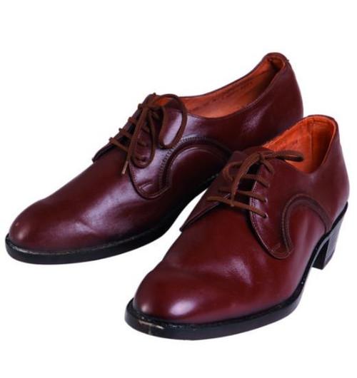 Czech Brown Dress Shoes