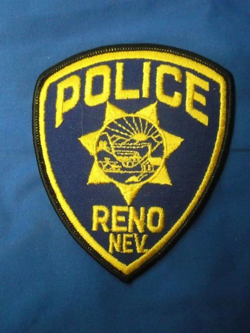 Reno NV Police Patch