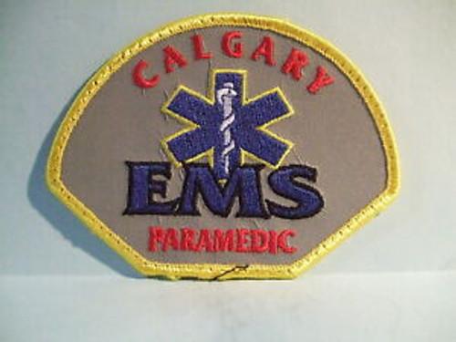 Calgary EMS Paramedic Patch