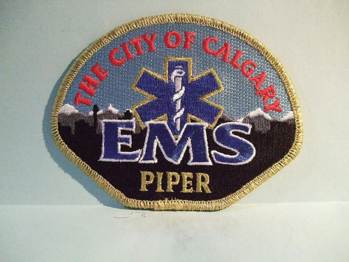 The City of Calgary EMS Piper Patch