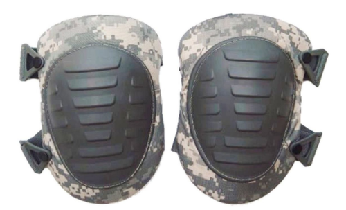 US Armed Forces Hard Cap ACU Knee Pads