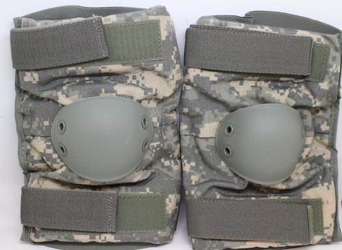 US Armed Forces Hard Cap ACU Elbow Pads
