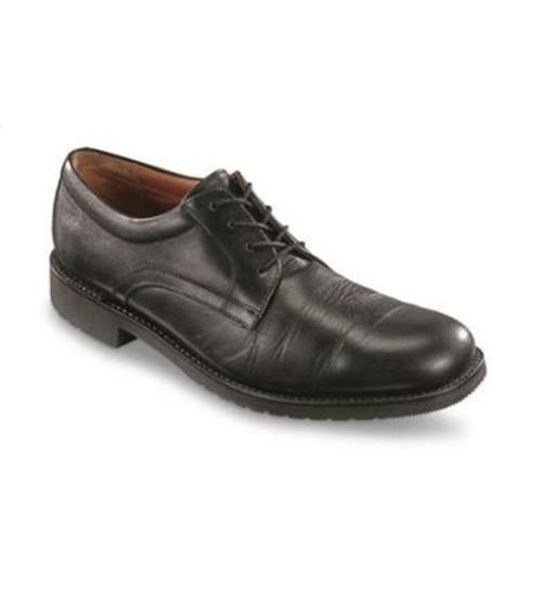 German Black Leather Dress Shoes