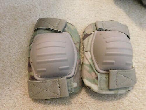 US Armed Forces Hard Cap Multicam Elbow Pads
