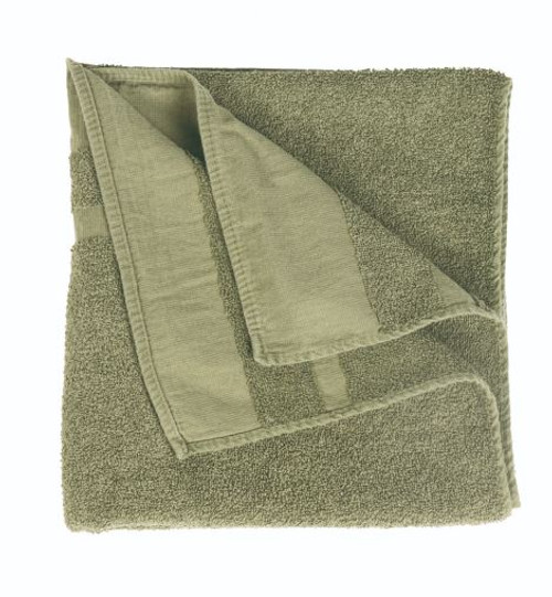 German Armed Forces OD Terry Cloth Towel