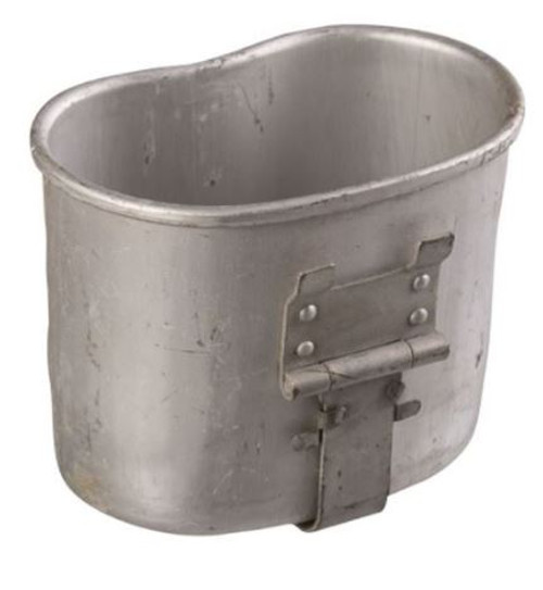 Belgium Armed Forces Canteen Cup