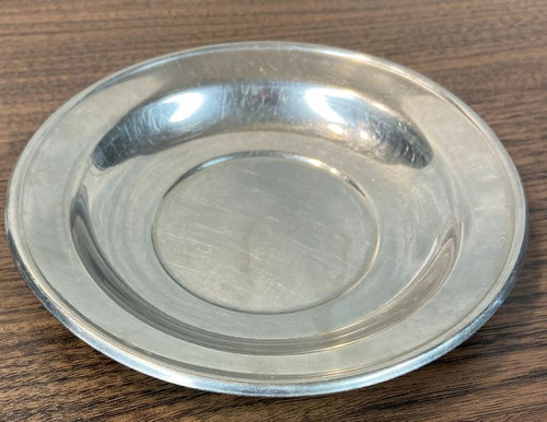Romanian Armed Forces Inox Small Steel Plate