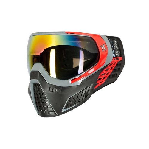 HK Army KLR Paintball Mask Sonic Red