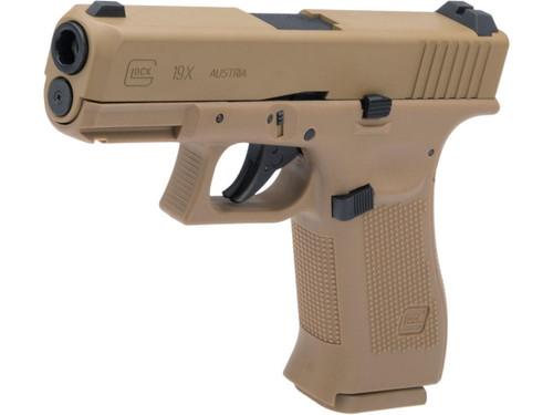 Umarex Glock 19X CO2 .177 Steel BB Airgun