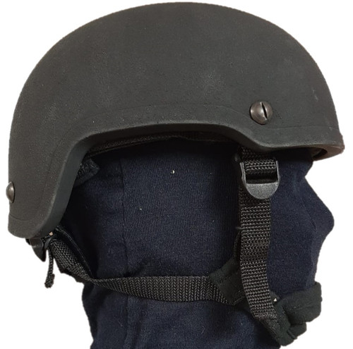 Protech Armor Systems – DELTA 4 HC (HIGH-CUT) Helmet - Black