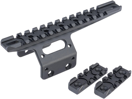 Action Army Front Rail Kit Rail for T11 Airsoft Sniper Rifles