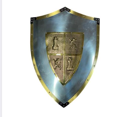 Dual Clan Medieval Shield