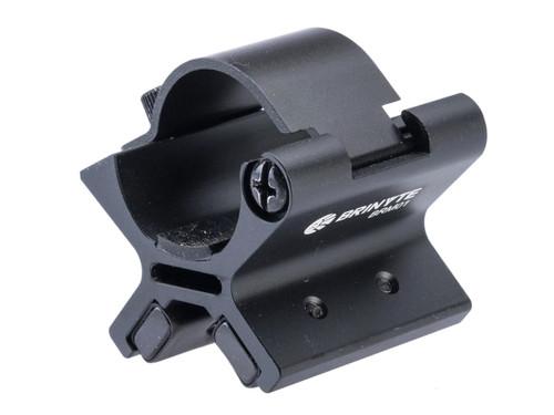Brinyte Magnetic Barrel Mounting Bracket For Lasers and Flashlights (Model: BRM01)