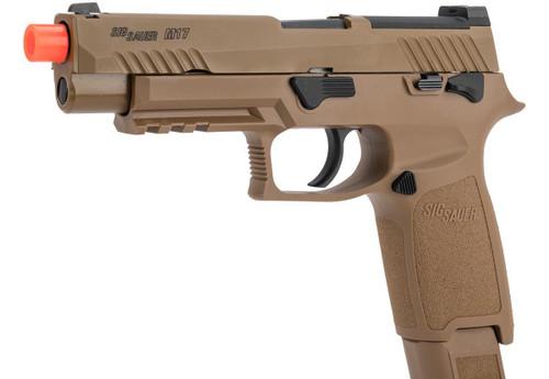 SIG Sauer ProForce P320 M17 MHS Airsoft GBB Pistol (Model: CO2)