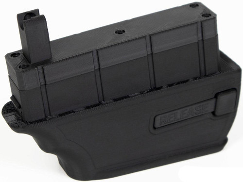 Tridos M4 Magazine Adapter for Novritsch SSG24 Airsoft Sniper Rifles