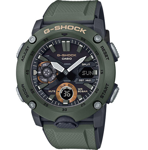 Casio G-Shock GA2000 Men's Watch