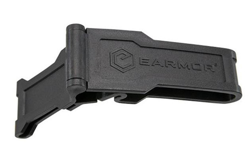 OPSMEN Belt Clip for Earmuff-Style Hearing Protection and Communications Headsets