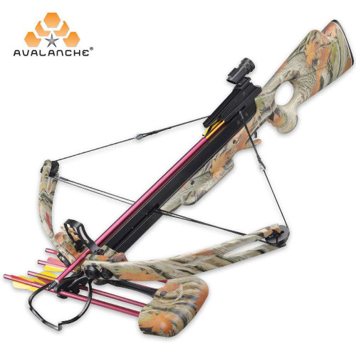 Crossbow 150lbs Compound Autumn Camo