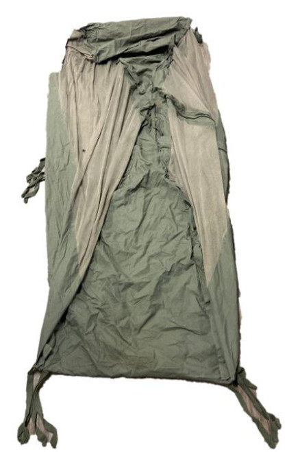 French Armed Forces OD Domed Mosquito Net (No Poles)