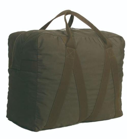 German Armed Forces OD Pilot Bag