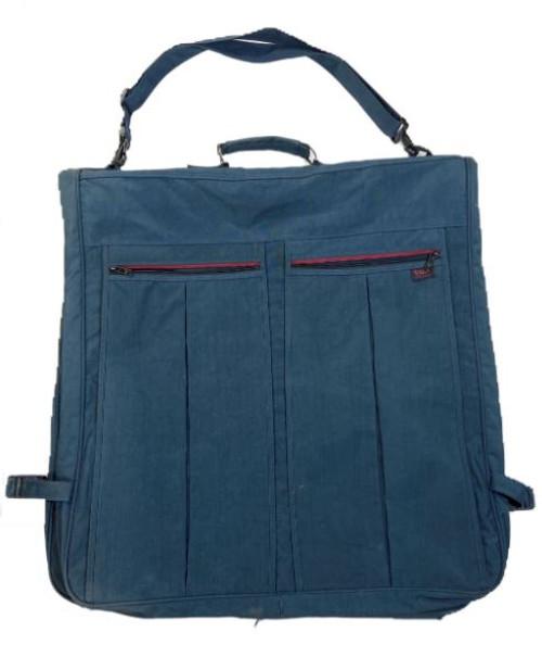 German Armed Forces Blue Garment Bag