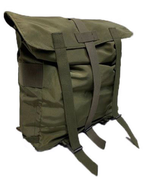 Austrian OD Combat Pack W/Strap Like New