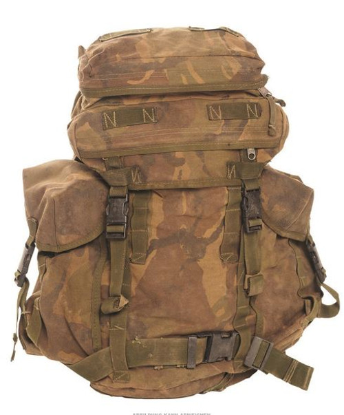 British Armed Forces Camo Small Rucksack