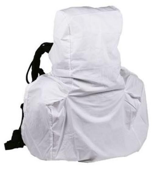 British White Rucksack Cover