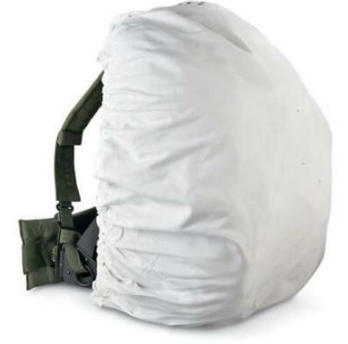U.S. GI White LC1 Rucksack Cover