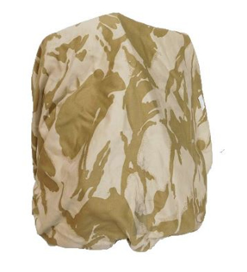 British Armed Forces Desert Camo Small Rucksack Cover