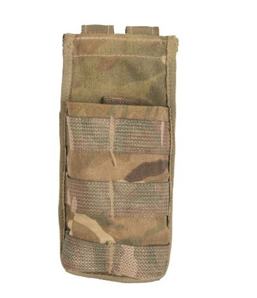 British Armed Forces MTP Camo Sa80 Single Magazine Belt Pouch