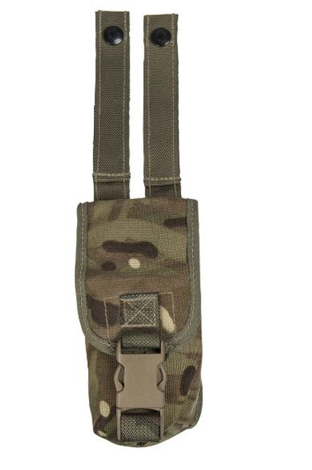 British Armed Forces MTP Camo Smoke Grenade Pouch