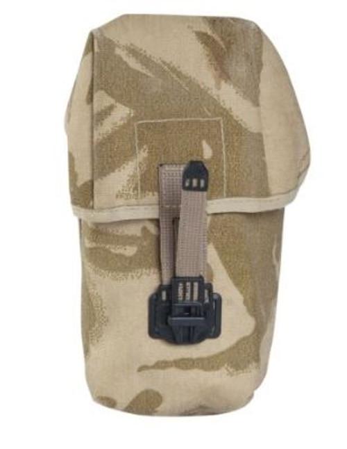 British Armed Forces Desert Camo Utility Belt Pouch