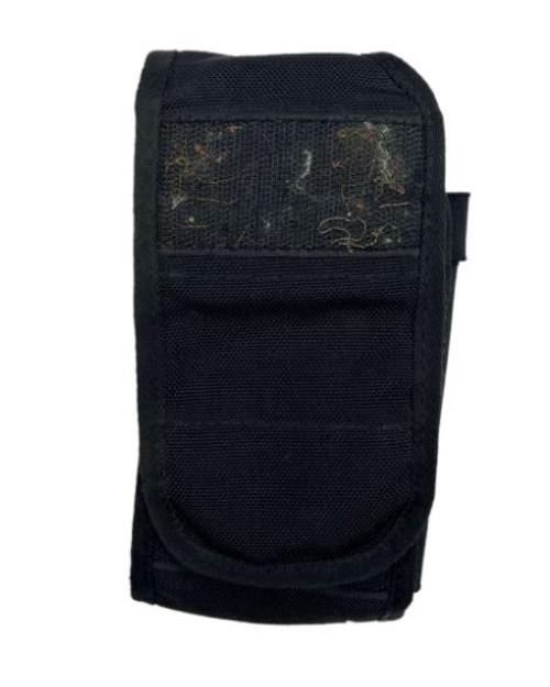 German Armed Forces Black Ksk 75 Tactical Belt Pouch