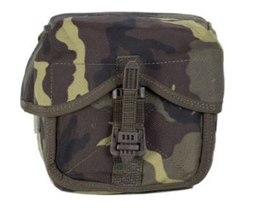 Czech Armed Forces M95 Camo Ammo Pouch
