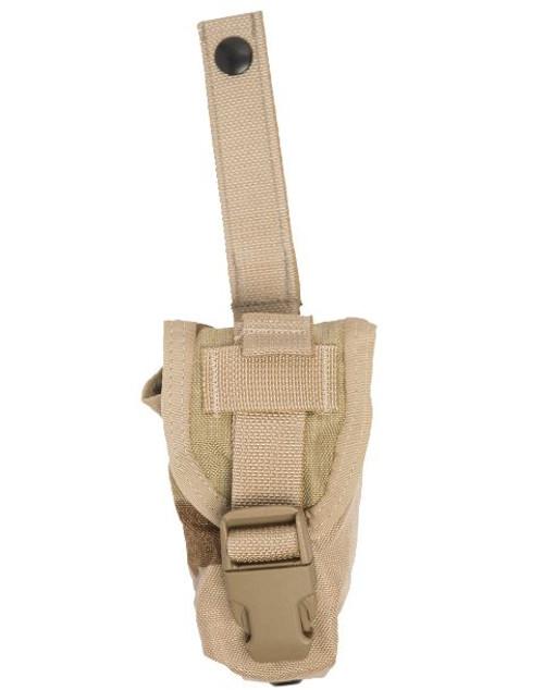 US Armed Forces GI Desert Camo 1-Pkt. Grenade Belt Pouch