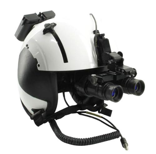 Newcon Optik Gen 3, NV 1x25 Dual Tube Aviator Goggles, Hard Case