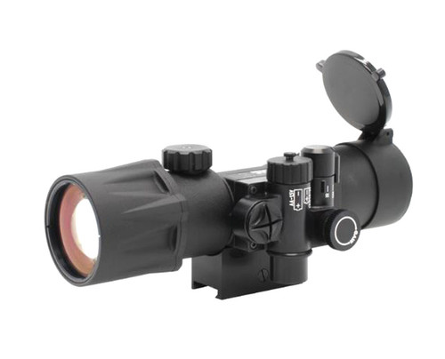 Newcon Optik Gen 3, compact, lightweight NV sniper clip-on, auto-gated, manual gain cont., 10m WP