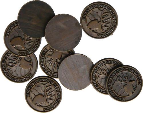 Rocky Mountain Elk Shield