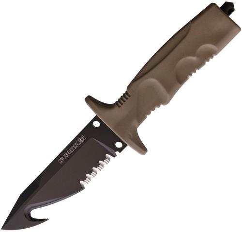 Supersum Rescue Knife